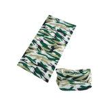 Tulbanden van de Sport van de Sjaals van het Patroon van de camouflage de UV Lopende Magische (yh-HS513)
