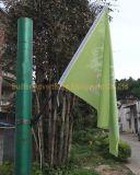 Utilisation à long terme drapeau du pays