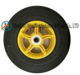 A roda do plutônio para a construção de edifício utiliza ferramentas a roda (4.00-8)
