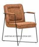 거실을%s 직물에 의하여 덮개를 씌우는 단일 좌석 의자