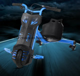 100W Powerrider 360 elektrifiziertes Dreirad für Kinder