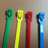 Kabelbinder/selbstsicherndes/abwerfbares/mehrfachverwendbares