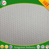 Тисненые гидрофильных нетканого материала для Diaper верхний лист