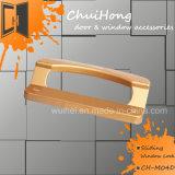 Serratura di finestra di alta qualità e maniglia di portello con la serratura in zinco