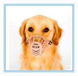 Bozal plástico de la cesta del perro, bozal del animal doméstico
