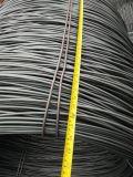 Fil d'acier Rod pour le treillis métallique de fabrication et de tricotage de clou
