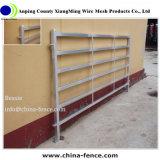 Neuer Typ galvanisiertes Eisen-Quadrat-Gefäß-Schaf-Yard-Zaun-Panel für Verkauf (XMR9)