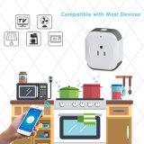 Us Style Smart plug fonctionne avec Alexa et d'accueil Google