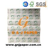 Qualität gedrucktes lichtdurchlässiges Papier für die Nahrungsmittelverpackung