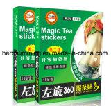 Medizin für magische Tee-Aufkleber mit dem Abnehmen der Änderung am Objektprogramm