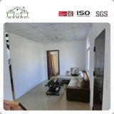 Chambre à la maison préfabriquée d'acier de construction préfabriquée de luxe de villa