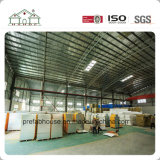 Taller de la estructura de acero en Angola (almacén)
