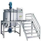 1000L'homogénéisateur mélangeur Mixng plante en acier inoxydable de l'équipement de mélange industriel
