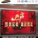P6 полноцветный светодиодный экран в помещении для динамической рекламы