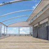 Toldo impermeable retractable eléctrico de Sunshading de la alta calidad 2017