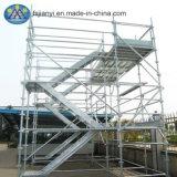 China verwendete Aufbau Kwikstage Baugerüst-System für Verkauf