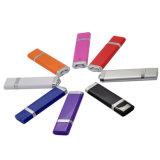 Azionamento di memoria di disco istantaneo del USB di abitudine 2.0 che fa scorrere mini USB