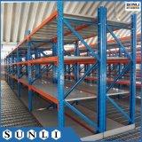 Q235 Estantes de metal pesado padrão Rack de armazenamento