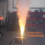 1500watt 강력한 수직 연기 기계