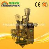 Sachet de thé d'emballage automatique de la machine pour sachet intérieur et de sac extérieur