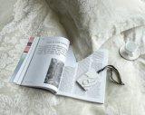 Het Dekbed van het Huwelijk van de jacquard behandelt 3D Reeks van het Beddegoed van het Ontwerp (Gayane)