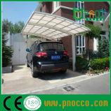 Алюминиевая рама DIY типа экономичные стандартные Carports на одной машине