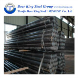2018 Reg negro de carbono soldadas Transporte de la estructura de tubo de acero