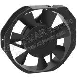 Sf15738クーリング換気のプラスチック刃AC軸ファン