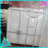 Serbatoio di acqua di SMC con il serbatoio di acqua sezionale d'acciaio Elevated della vetroresina FRP
