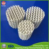 Wärmetauscher-keramische gewölbte strukturierte Verpackung