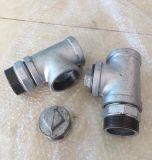 El carbono brida reductor codo racores de acero de fundición
