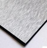 Compuesto de Aluminio del panel de revestimiento de pared con color Pantone aceptado