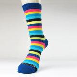 Дело хлопка людей способа цветастое Socks носок пробки