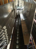 Fruchtsaft-halbautomatische Haustier-Flaschen-Blasformen-Maschine