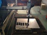 CNC van het staalspoor draagbare plasma scherpe machine voor aluminiumroestvrij staal