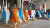 Generador de turbina vertical trifásico alto de viento de la CA de la eficacia 400W 12V/24V