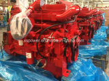 Cummins serie ISM11 308-440CV del motor diesel para servicio pesado camión tractor