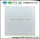 Plafond en métal dépoli de haute qualité Conseil plafond décoratif avec la norme ISO9001