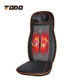 Coussin infrarouge de massage de vibration de Shiatsu de plein corps