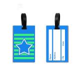 Kundenspezifische Belüftung-Gepäck-Marke für Arbeitsweg-Koffer