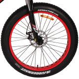 [إندورو] قوّيّة [750و] سمين إطار العجلة درّاجة كهربائيّة [سبر برت]