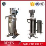 Vente d'usine de séparation de la Chine à haute vitesse centrifugeuse tubulaire