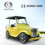 2 Sitzkundenspezifisches Auto-besichtigenkarren-elektrisches Handelsfahrzeug