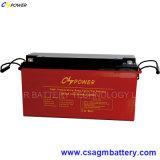 La Chine UPS Batterie au gel solaire 12V150Ah pour le stockage d'alimentation