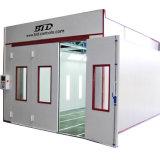Cabina de pintura Btd utiliza cabina de pintura