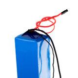 Pacchetto personalizzato della batteria di ione di litio di 48V/36V 10ah