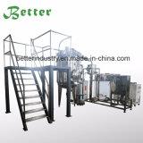 10L-3000L de Apparatuur van de Distillatie van de essentiële Olie voor het Maken van de Essentiële Olie