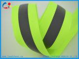 Het hoge Weerspiegelende Lint van de Polyester van het Zicht voor de Veiligheid van de Werkplaats