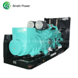 72kw/90kVA gerando Set / Grupo gerador com motor Diesel Cummins 4BTA3.9-G11 (BCF72)
