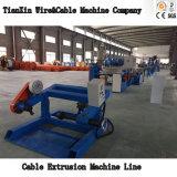 Drei Schichten körperliche schäumende Extruder-Maschinen-für die Koaxialkabel-Herstellung